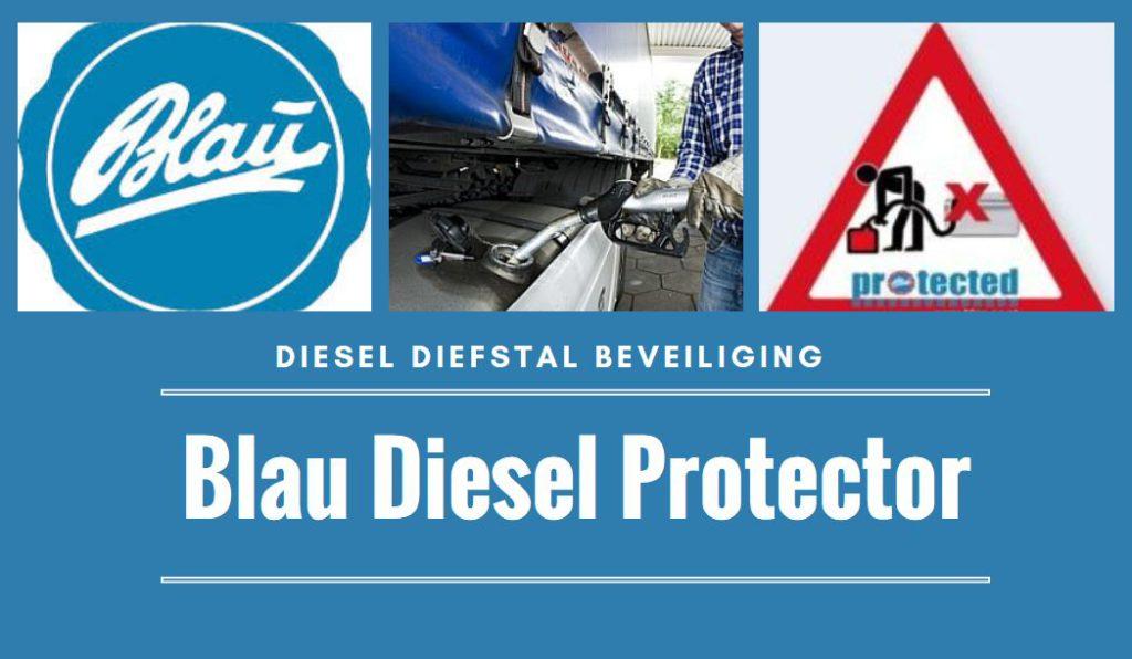 Blau Diesel Protector - diesel diefstal beveiliging