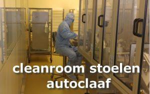 Cleanroom stoelen autoclaaf