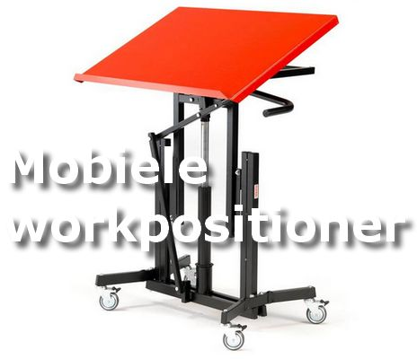 Mobiele workpositioner