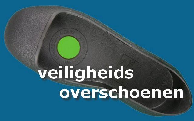 ErgoSafeToes safetytoes veiligheidsoverschoenen